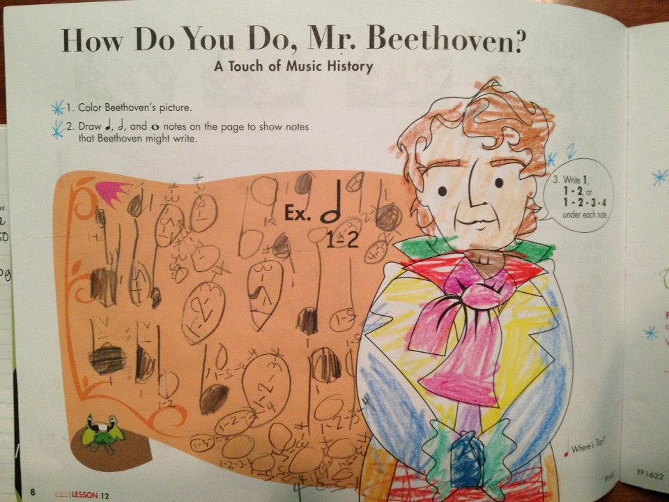 how do you do mr beethoven