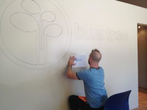 Blue Tree Music Education Logo